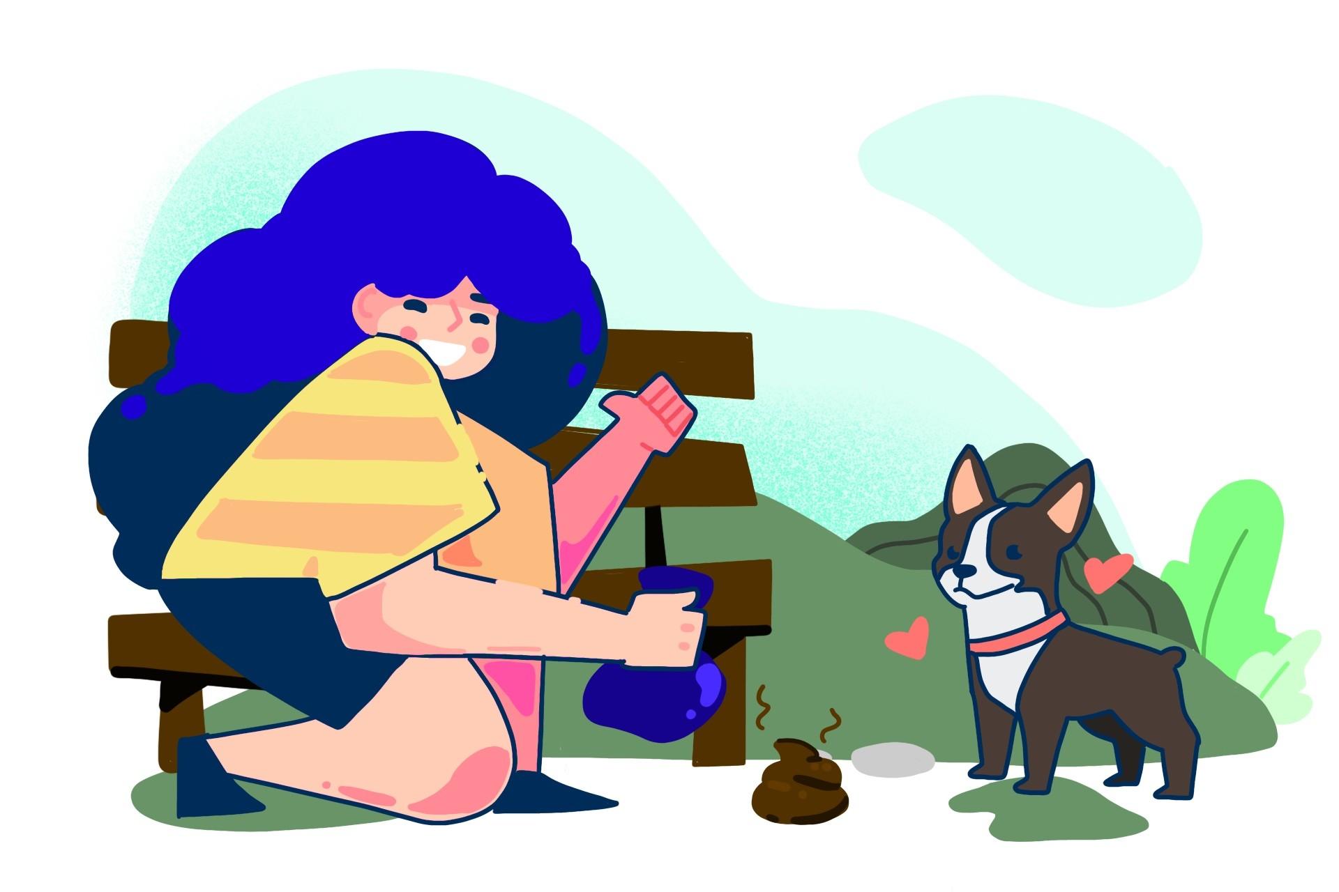 redenen waarom iedereen hondenpoep op zou moeten ruimen